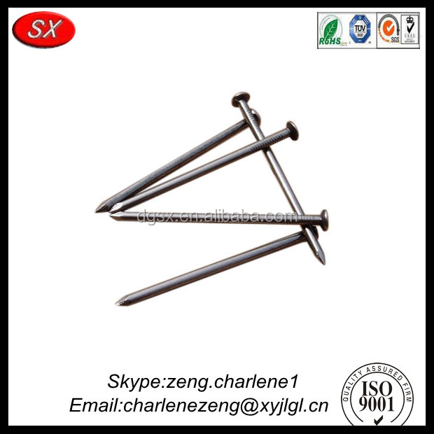stainless steel custom precision screw nails with high quality Passed ISO 9001