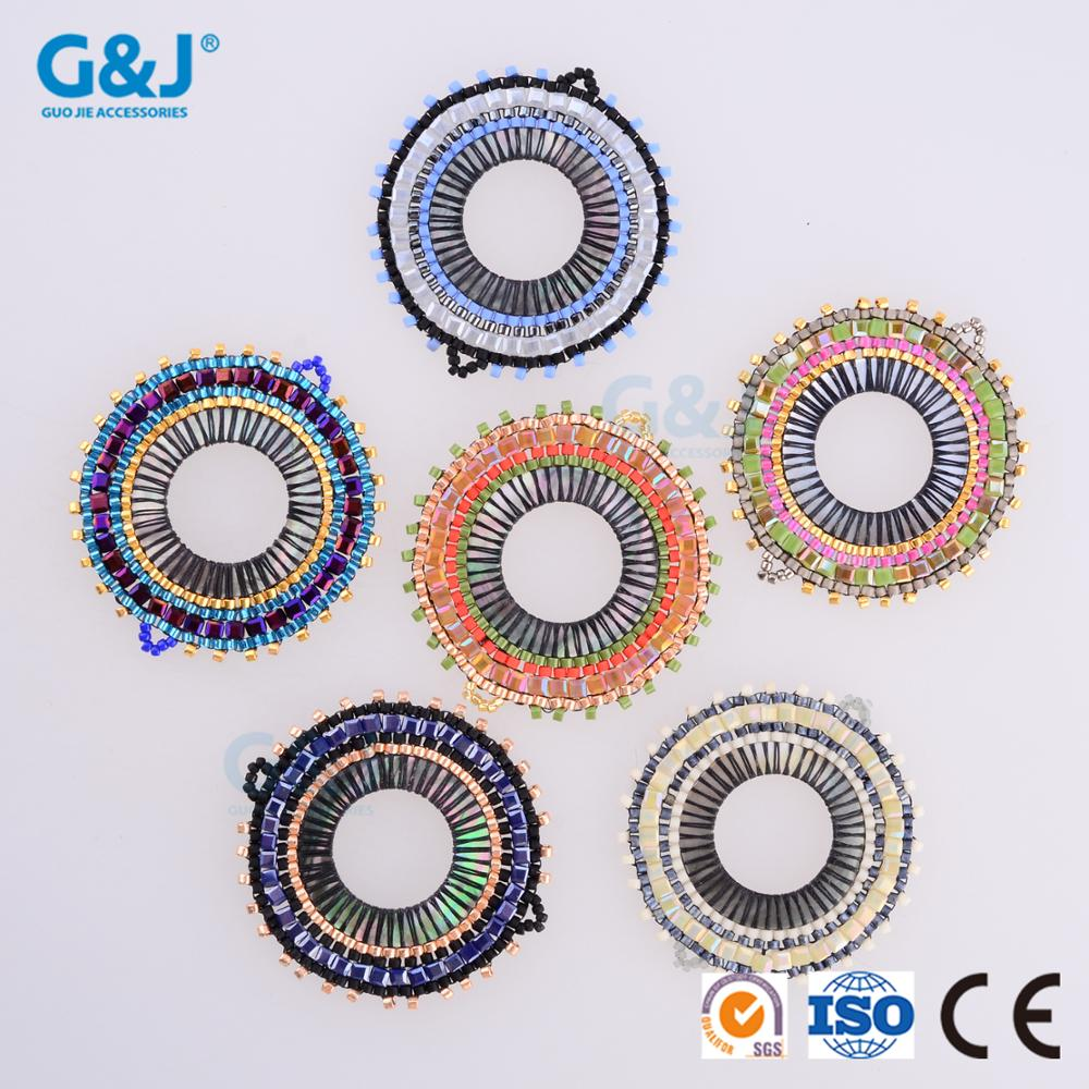 guojie brand High Quality MGB Glass seed Beads for Garment Accessories