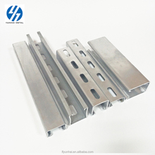 HDG slotted unistrut sizes price
