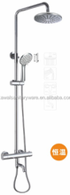 Wholesale Shower glass Door Shower Hinge and Pull Handle constant temperature shower Set