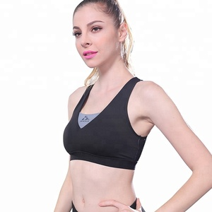 Ladies Seamless Sports Bra Sexy Sports Top Custom Gym Wear Yoga Sets Manufacturer