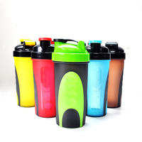 Final Factory Price Original 28oz Plastic Water Cup Shaker Bottle Black with Silicone Grip