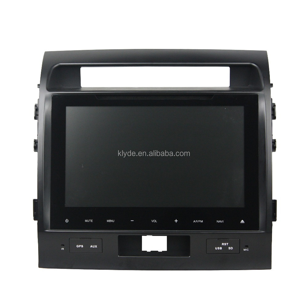 "9"" touch screen Android 5.1.1 Quad Core Car DVD player for Toyota Land Cruiser 200 2008-2012"