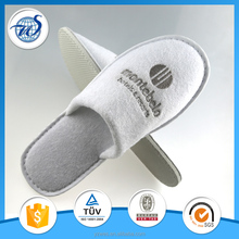 High quality terry cloth hotel slipper