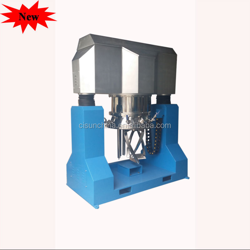 planetary mixer for silicone sealants