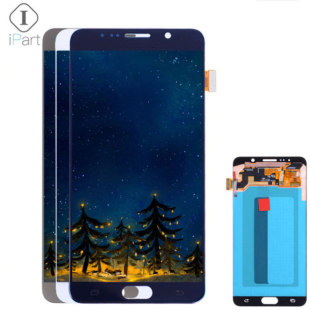 Wholesale Price For samsung Galaxy Note 5 Lcd digitizer complete