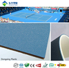 PVC vinyl indoor sports flooring ITF tennis court surface price