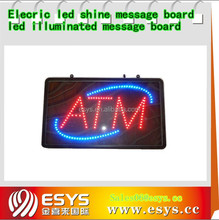 Small led display board for advertising