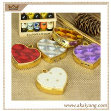 Flameless Wholesale Usb Cheap Metal Heart Shape Lighter Coils