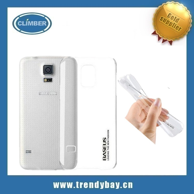 Baseus brand crystal hard case for Samsung galaxy S5 mini