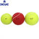 "2018 New Make Your Own Colorful Inflatable Rubber Felt 8""/8.5""/9.5"" Jumbo Tennis Ball"