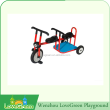 Fire truck 3 wheels pedal plastic kids tricycle for sale