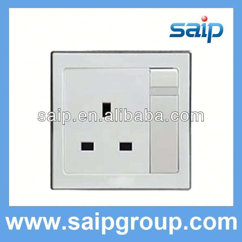 Top quality UK switch and socket clipsal wall switch