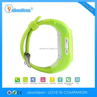 OEM ODM clients' logo and package kids gps tracker with two way communication