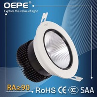 Cut Out 95mm Led Downlight Zhongshan Factory High Power Led Downlight 30W Dimmable Optional
