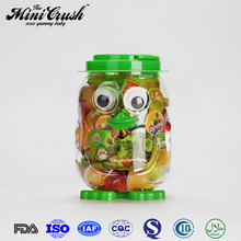 Animal jar candies types of confectionery toys candy gummy candy sweets