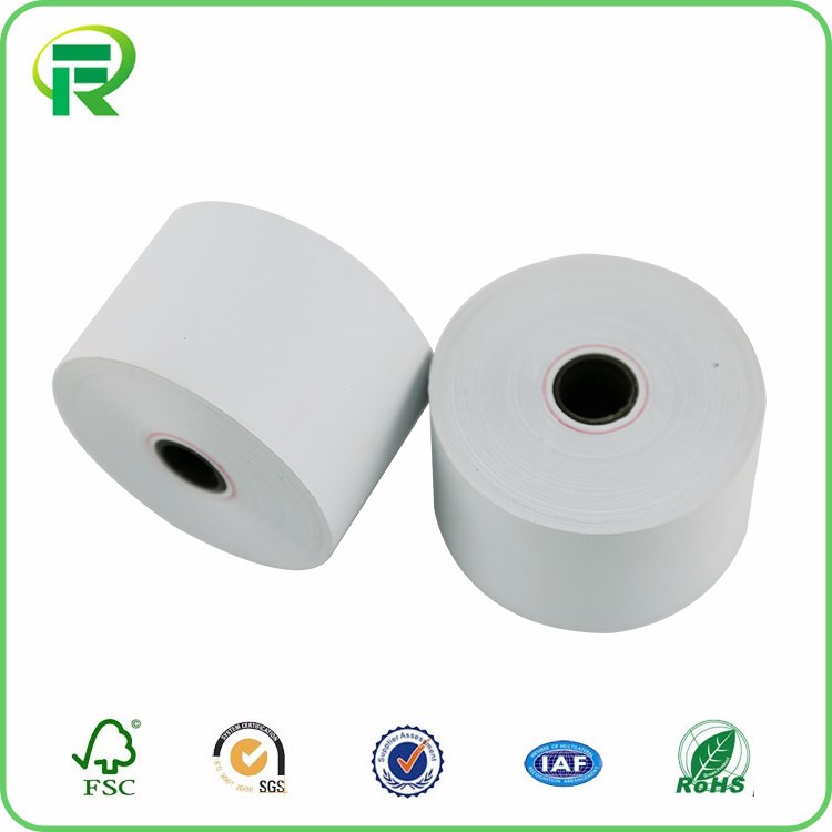 Specialized lowest cost thermal paper rolls cash register roll paper 80x80mm