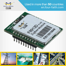 M2M Wireless Embedded Zigbee Module Sensor for Smart Home Automation System