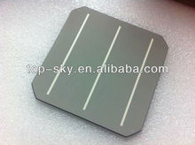 solar cell wafer with Taiwan Maker A grade in many stocks