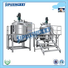 Good -used liquid soap making machine for sale