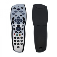 Sky Plus Remote Control Replacement in White UK market tv remote control sky plus sky+ REV8 REV9
