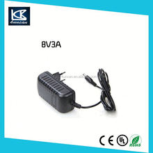 SZKUNCAN 12v 50a power supply for laptop 2.1mm*5.5mm with Central Pin DC Tip