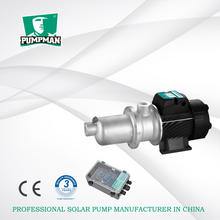 1000W Pumpman solar dc motor high efficiency submersible water pump