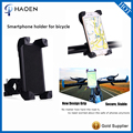 Phone holder bike mount Handle Bar Phone Cradle Roll Bar Phone Holder 360 degree with Extendable Claw Clip Phone Holder