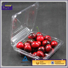 125g clear plastic blister fruit packaging box/blueberry packaging container /bowl