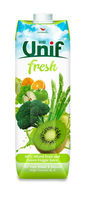 40% Mixed Fruit and Green Vegetable Juice