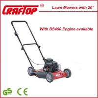 Petrol / Gas Power Type and Professional Mowers Type LAWN MOWER