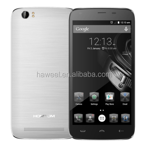 IN STOCK DOOGEE HOT SALE Original DOOGEE HOMTOM HT6 5.5 inch Android 5.1 Smart Phone MT6735P Quad Core 1.0GHz ROM16GB RAM2GB