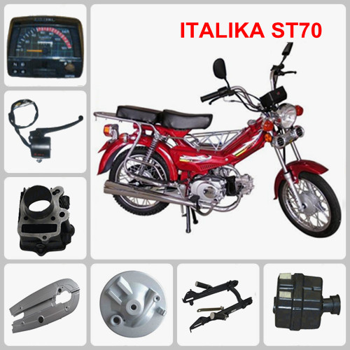 Motorcycle digital speedometer & atv spare parts & can am spyder ITALIKA ST70