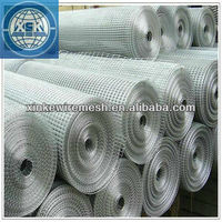 Factory suply high quality pet cage welded wire mesh/1/2 inch plastic coated welded wire mesh