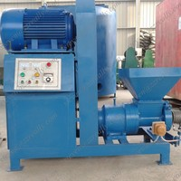 industrial sawdust briquette charcoal making machine price reasonable