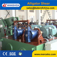 Scrap Metal Shear for Recycling Plant