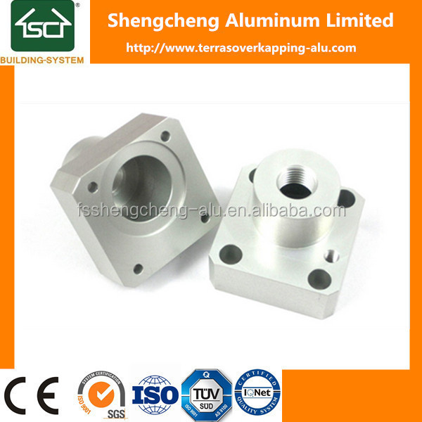 HOT!!CNC High Precision Anodized Aluminum Mechanical Components and Parts
