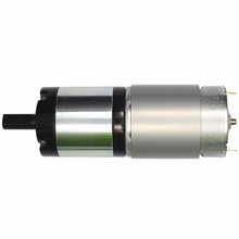 High Quality 12V High Torque Brushed Dc Gear Motor