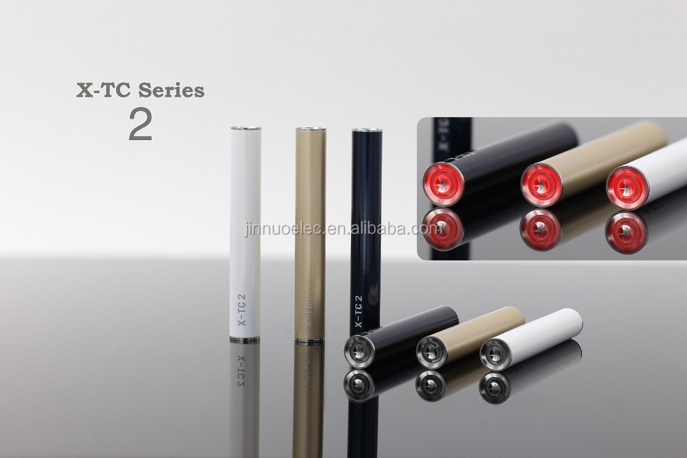 2016 alibaba hot selling item ecig samllest PCC case ecig X-TC2