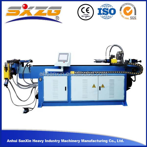 bend tube stainless steel pipe bend 90 degree pipe bending machine cnc machine tool