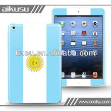 decoration decal design skin for iPad mini tablet