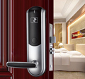 Security electronic key card hotel door lock with Encryption program for card and software