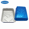 Color microwave oven safe aluminum foil food container for Chile restaurant