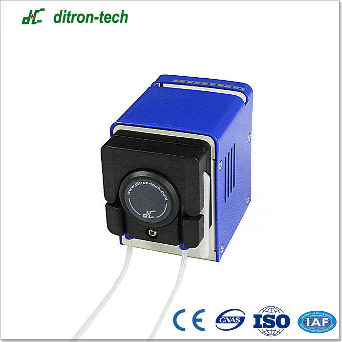 High quality machine grade micro dosing peristaltic pump for glass lined reactors