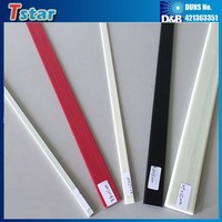 Flat Fiberglass Plastic Strips, Batten Strip