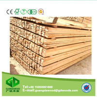 natural lumber plank okume/pine/poplar/acacia sawn timber in bulk