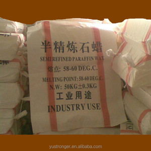 Chemical raw material food grade low melting point emulsified paraffin wax