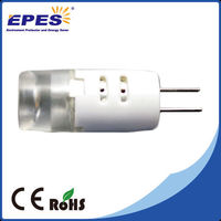 LED G4 Ac/Dc12V Bulb replace 10W Halogen G4 LED with ce RoHS 1.2w 100lm G4 LED