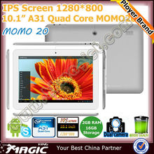 "10.1"" android boxchip allwinner a31 quad core tablet pc"