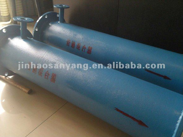 GW High Quality Static Pipeline Mixer
